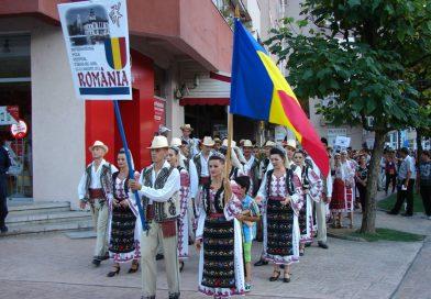 Cel mai mare festival international de folclor are loc la Târgu Jiu