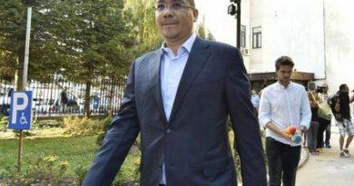 Victor Ponta, declaraţii incendiare despre CEO