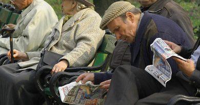 Număr record de pensionari în judeţul Gorj