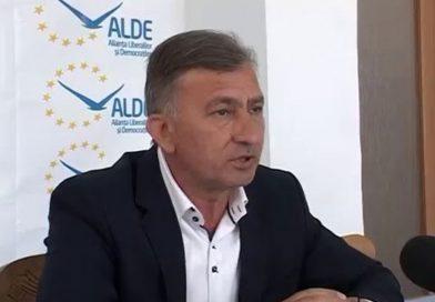Dian Popescu se vede candidat la Primăria Târgu Jiu