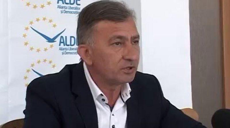 Bombă! Dian Popescu şi-a dat demisia din ALDE. Document.
