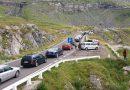Circulaţie restricţionată la Rânca, pe Transalpina. Spectacol şi motoare încinse în week-end