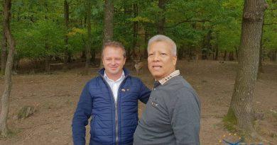 Pentru că PSD nu-l bagă în seamă, Iordache întăreşte relaţiile Gorjului cu Indonezia