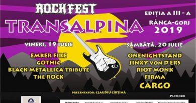 RockFest Transalpina, la Rânca
