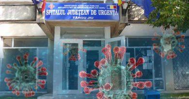 Un caz nou de coronavirus în Gorj