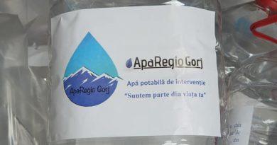 Aparegio Gorj a devenit companie de îmbuteliat apa chioară