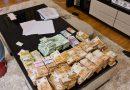 Polițiștii din Gorj au confiscat suma de peste un milion de euro!
